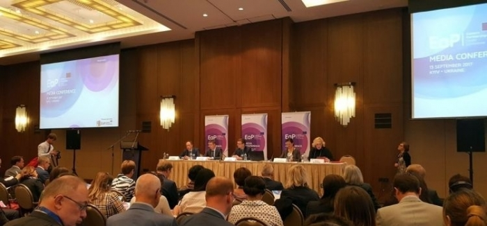 Eastern Partnership Media Conference kicks off in Kyiv