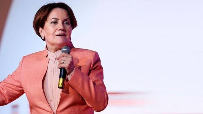 """Türkiyədə yeni partiya - """"İyi"""" qalmaqalla başladı"""