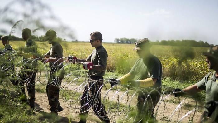 Flüchtlingsquote der EU ist rechtens