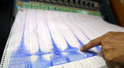 Quake strikes Iran