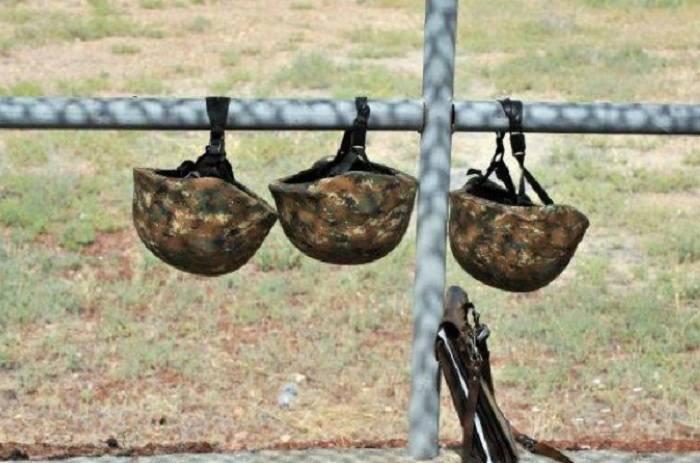 Ermənistan ordusunda növbəti qanlı insident