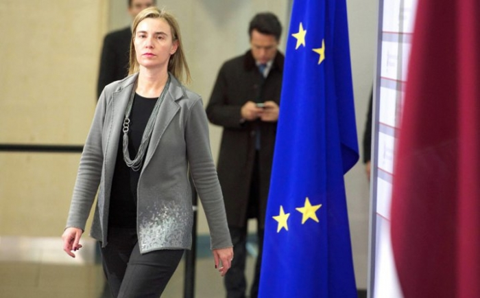 Deputy Secretary General of Federica Mogherini visits Baku