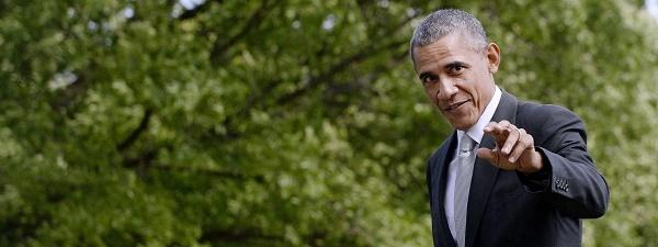 Comment Barack Obama est entré en campagne contre Donald Trump