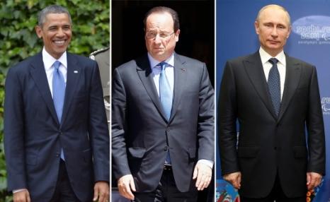 Vaşinqton, Moskva və Paris birləşir - İŞİD-ə qarşı qlobal ittifaqda