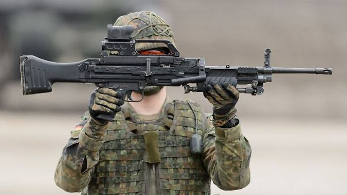 MAD prüft Verbindung zu Waffenklau
