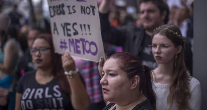 Hollywood: manifestation pour dénoncer les abus sexuels