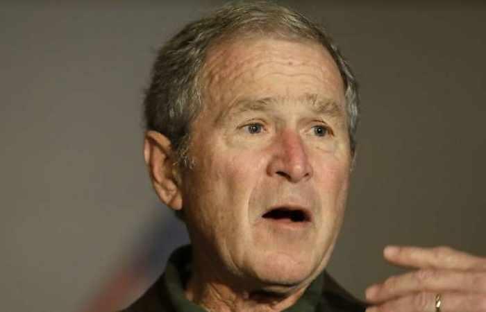 Bush-Bildband stürmt Bestseller-Listen