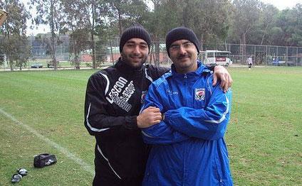 Azərbaycanlı futbolçunun qətlində yeni təfərrüatlar - VİDEO