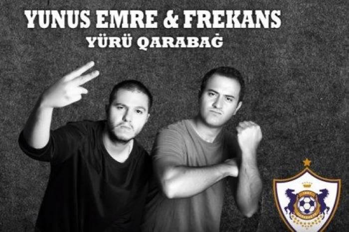"""Türklər """"Qarabağ""""a rep bəstələdi"""