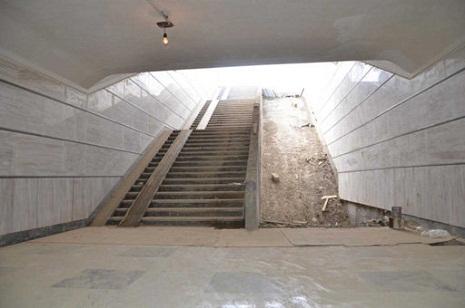 `Avtovağzal` metrostansiyası mayda açılacaq