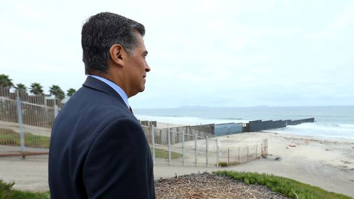 Kalifornien klagt gegen Mauer zu Mexiko