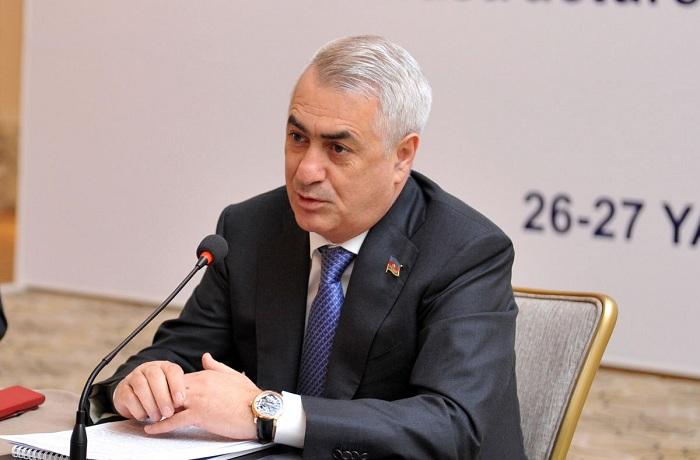 Rusiya Bakı-Tbilisi-Qars dəmir yoluna maraq göstərir