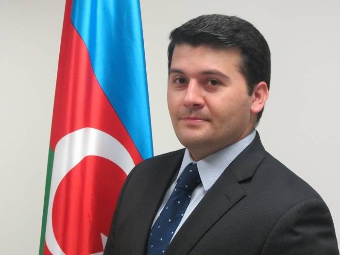 Azərbaycanın baş konsulu sədr təyin edildi