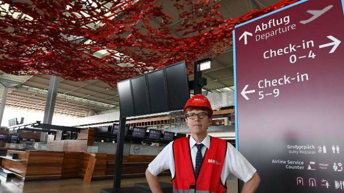 80 Prozent der Terminal-Türen funktionieren