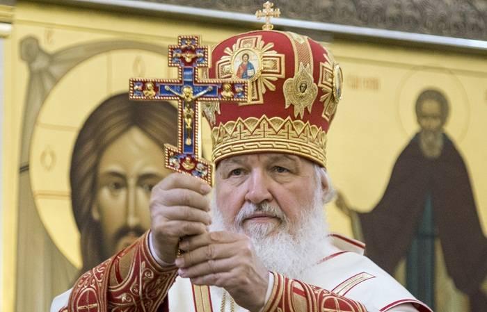 """""""Dünyanın sonu yaxınlaşır"""" - Patriarx Kirill"""