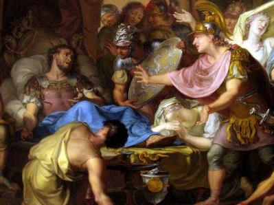 Makedoniyalı İsgəndərin ölüm səbəbi müəyyən edildi- Maraqlı