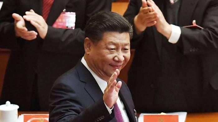 Xi warnt vor Gefahren für China