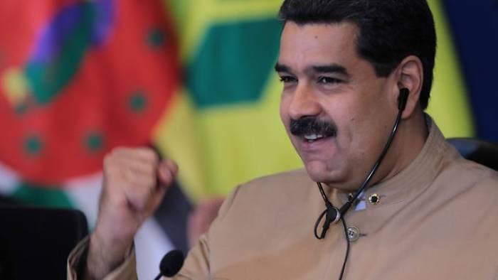 Maduro zu Gesprächen mit Opposition bereit