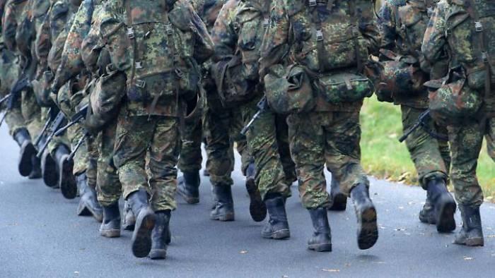 Bundeswehr gibt Fehler bei Marsch zu
