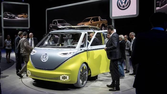 VW fährt langsam in die Zukunft
