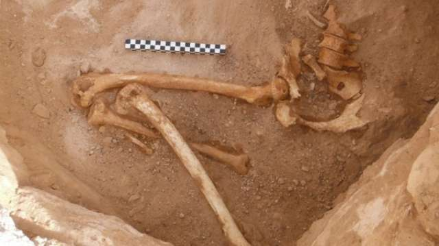 Rare find at King Solomon's mines: Ancient pregnant woman's remains