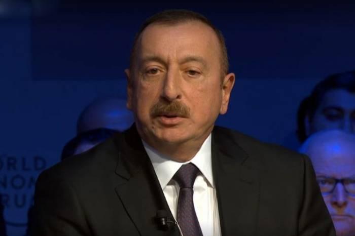 « L'Azerbaïdjan a réussi à former une politique étrangère indépendante » – Président