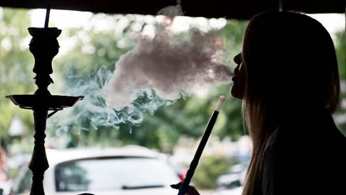 Viele Zehntklässler rauchen Shisha