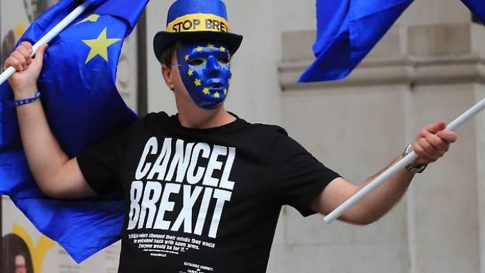 Britische Mehrheit wünscht sich EU-Verbleib