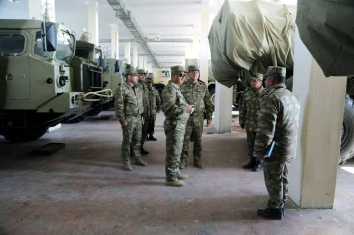 La préparation au combat des unités de roquettes et d'artillerie vérifiée - PHOTOS