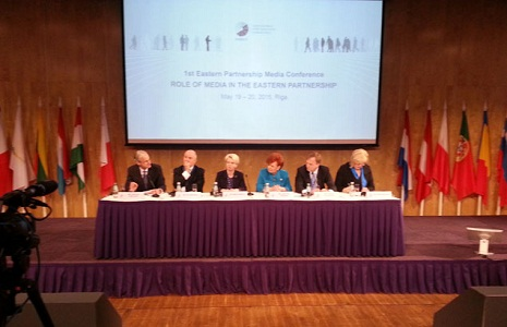 Riga hosts first Eastern Partnership Media Conference