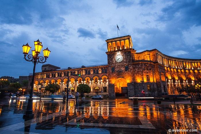 Ermənistanın dövlət borcu 12% artıb
