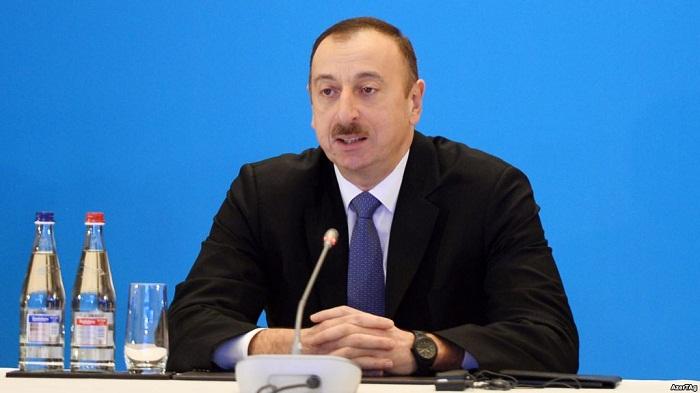 İlham Əliyev Rusiyaya məscid açılışına gedir