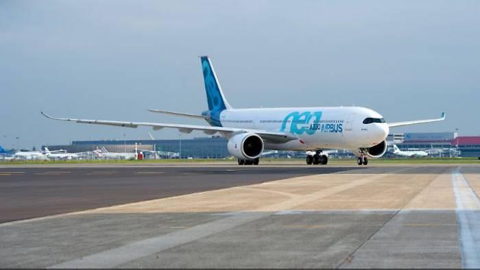 Airbus A330neo hebt erstmals ab
