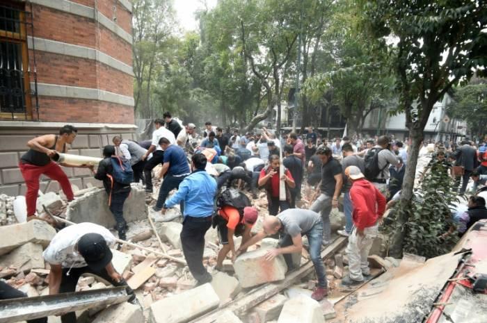 Séisme au Mexique : le bilan monte à 248 morts