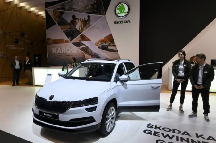 Nouveau record de ventes du tchèque Skoda Auto en 2017