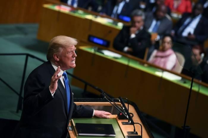 ONU: Donald Trump menace la Corée du Nord et l'Iran