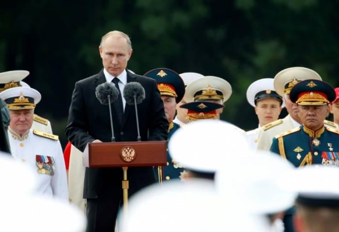 Poutine réduit de 755 personnes le personnel diplomatique des Etats-Unis