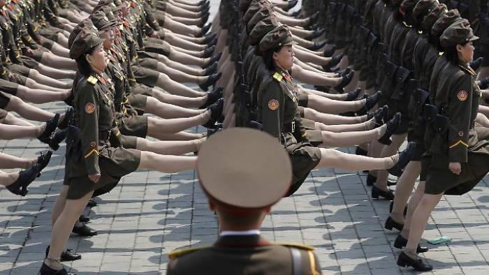 Nordkoreanische Ex-Soldatin packt aus