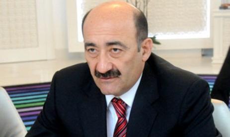 Əbülfəs Qarayev serbiyalılarla görüşüb