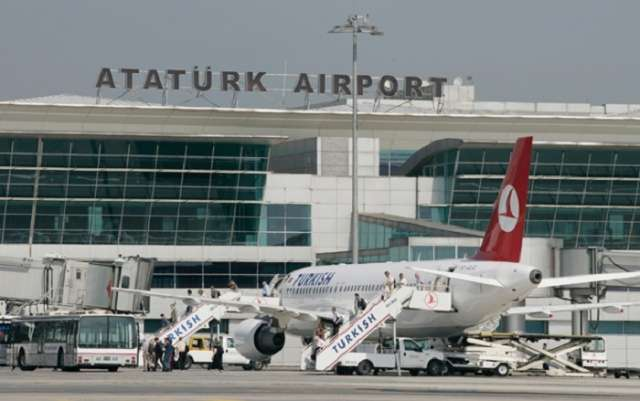 Removal of equipment from Istanbul Ataturk Airport begins