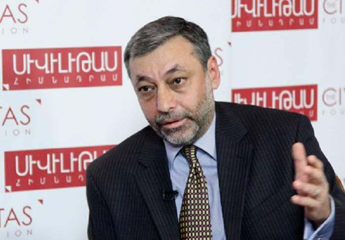 Embajador armenio presentó una queja de su país al Tribunal Europeo