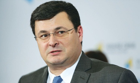 Ukraine`s Minister of Health writes resignation letter after Saakashvili