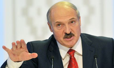 Belarusian leader Lukashenko appoints new heads of KGB and security council