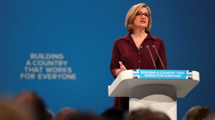 Sale of acids to under-18s to be banned, Amber Rudd says