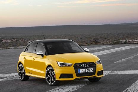 Audi `S1`in özəllikləri animasiya videosunda