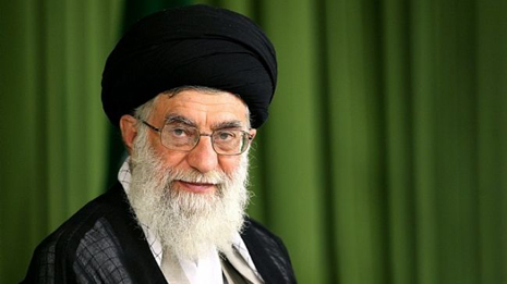 Ali Khamenei accuses US, France and Britain of crime