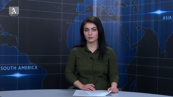 AzVision News: İngiliscə günün əsas xəbərləri (2 fevral) - VİDEO