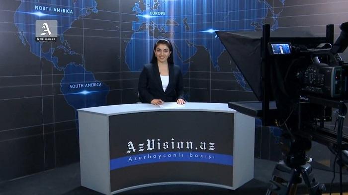 AzVision News: İngiliscə günün əsas xəbərləri (28 dekabr) - VİDEO