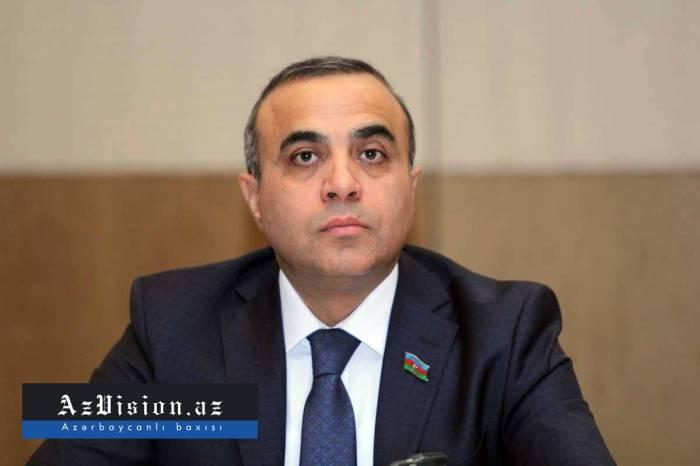 Azay Quliyev ATƏT PA prezidentinin dəyişməsinin səbəbini açıqlayıb
