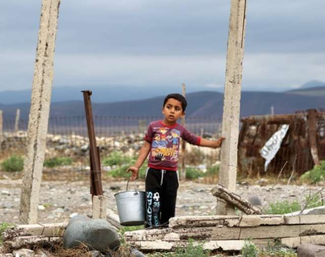 Nagorno-Karabakh Conflict Now Humanitarian Tragedy: A view from front line of Azerbaijan